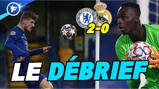 Chelsea-Real Madrid (2-0) : Werner et Mendy envoient les Blues en finale de LDC | Le Débrief