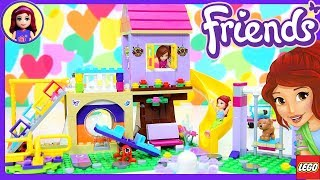 LEGO Friends Heartlake City Playground Build Silly Play Kids Toys Competition Winner