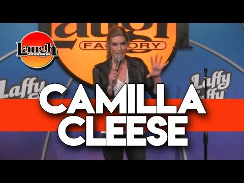 Camilla Cleese | If Siri Was A Dude | Laugh Factory Stand Up Comedy