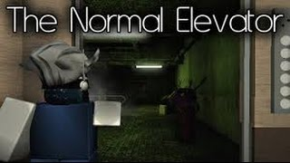 roblox the normal elevator