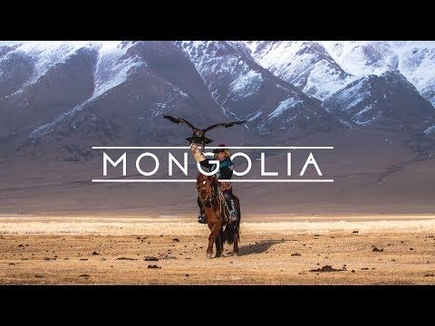 JOURNEY into MONGOLIA
