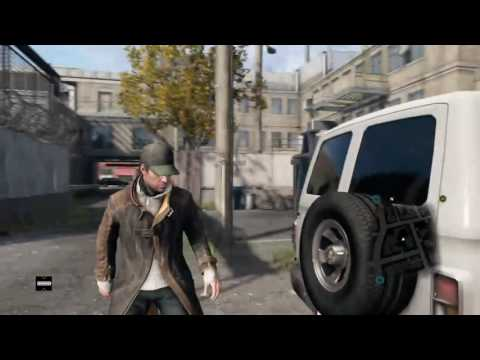 Master Hacker at Work (Watch Dogs)