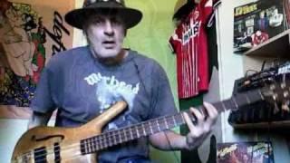 Counterfeit - (Limp Bizkit) Bass cover Warwick Infinette