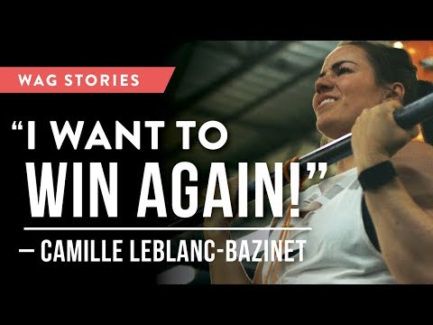 WAG Stories Camille LeBlanc-Bazinet: Success Doesn't Always Equal Winning