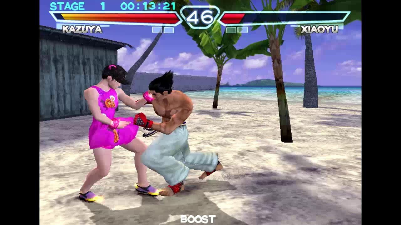 Tekken 4 Playstation 2 The Cutting Room Floor