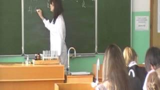 """Урок """"Химические свойства белков"""""""