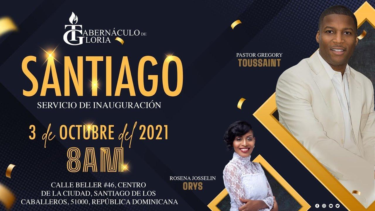 Download Service d'inauguration du TG Santiago | Pasteur Gregory Toussaint | TG Santiago Inauguration