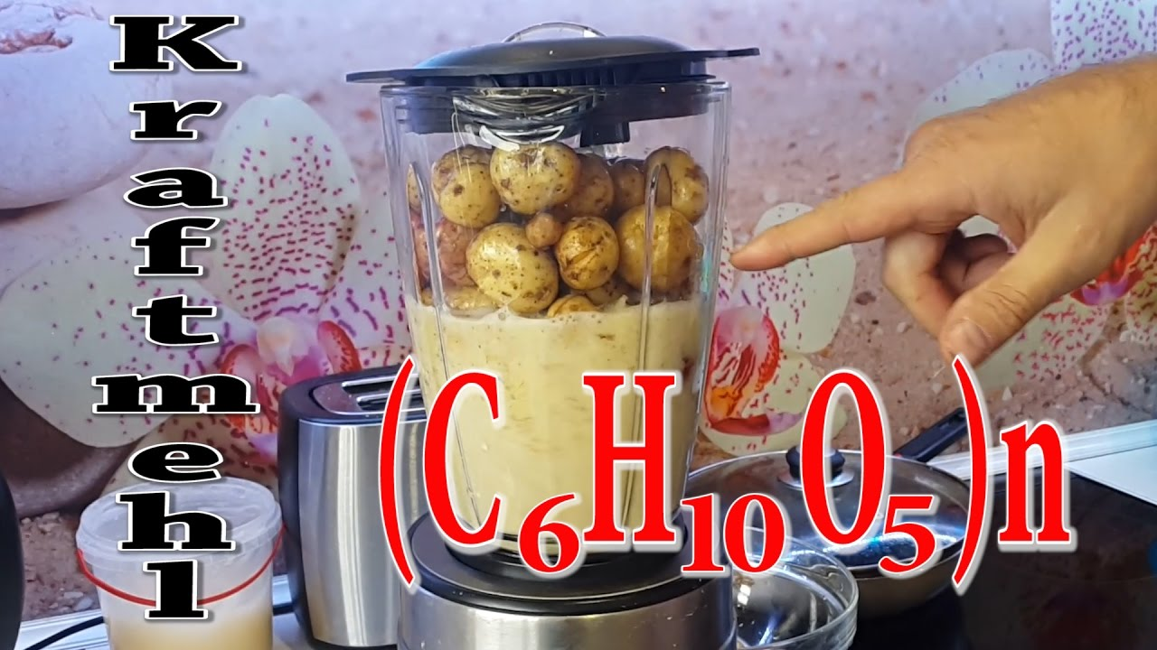 Как сделать из картофеля крахмал фото 315