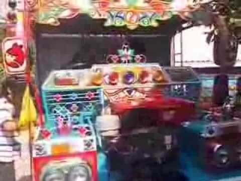 รถอีแต๋น 6 ล้อดั้ม รุ่น จัมโบ้ แรมโบ้ ที่ ขามสะแกแสง 089-2411962