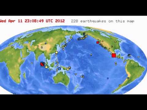 7 mag EARTHQUAKE MICHOACAN, MEXICO