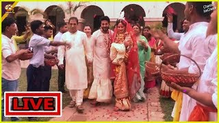 বিদায় বেলা যেমন ছিলেন শুভশ্রী | Raj | Subhasree | Subhasree Ganguly's Goodbye Moment