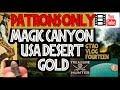 Gold Prospecting, Metal Detecting, Dry Washing | Patreon Trailer