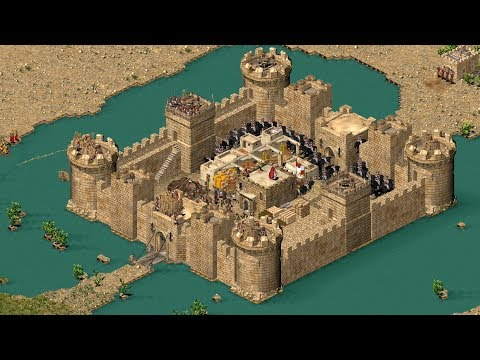 Stronghold Crusader HD - THE RICH KING