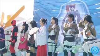 2nd Annual Anime Cosplay Con Mizoram - (Part I)