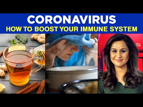Coronavirus Outbreak: Ways To Boost Your Immune System | NewsMo