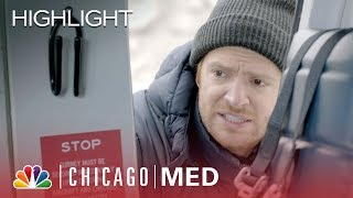 Trapped and Injured - Chicago Med (Episode Highlight)