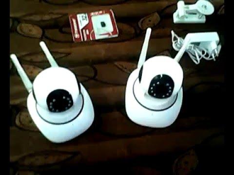 All in One Inbuilt Wifi CCTV Camera Demo in Tamil