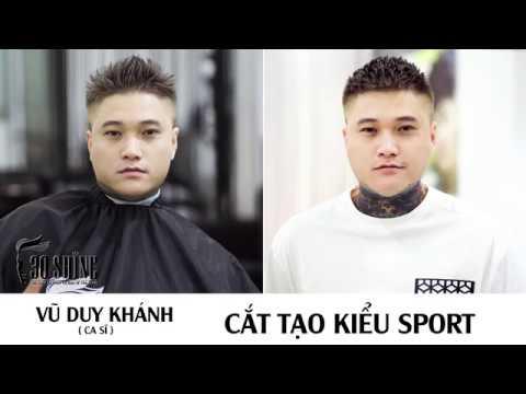 30Shine TV | Hậu trường MV Em Thật Là Ngốc | Vũ Duy Khánh cắt tóc kiểu Sport