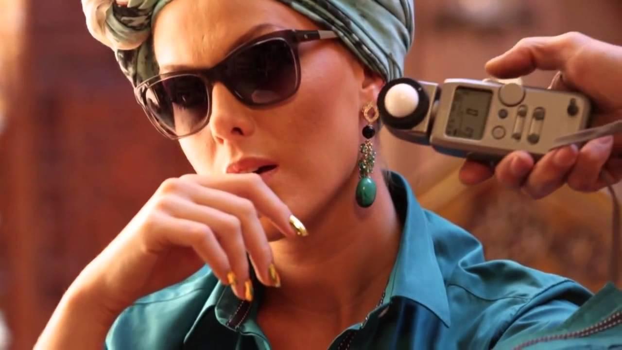 Ana Hickmann Eyewear Expresso do Oriente - YouTube 5971efde4e