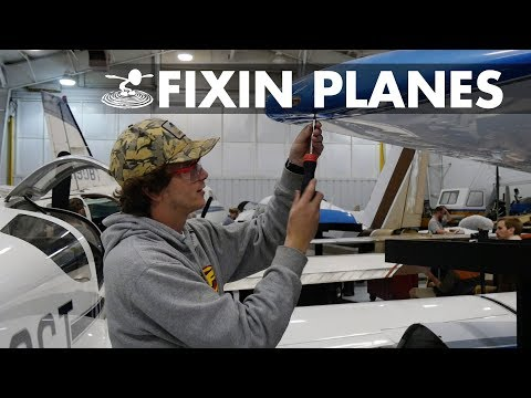 Learn to Become an Aircraft Technician - MTSU