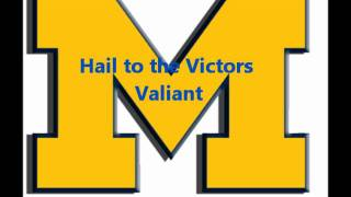 University of Michigan Fight Song-The Victors