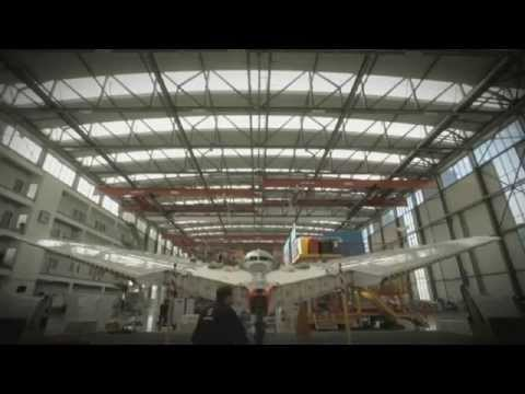 Watch the 6000th Airbus A320 being built for Air Arabia