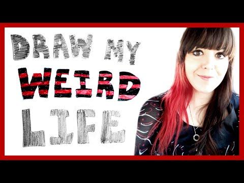 Draw My Weird Life     EchoIsWeird