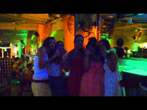 LoveBoat at Santorini 16-7-12 (Karaoke Party)