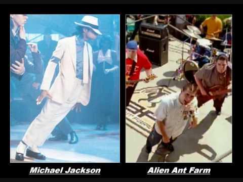 Smooth Criminal (Michael Jackson VS Alien Ant Farm Remix)