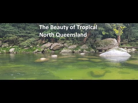 Amazing fresh water rivers of Far North Queensland