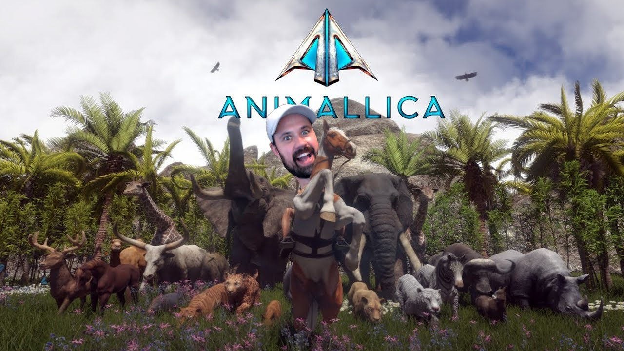 pc animals survival mutant open play animallica