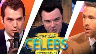 Celebs Doing Celebs Impressions