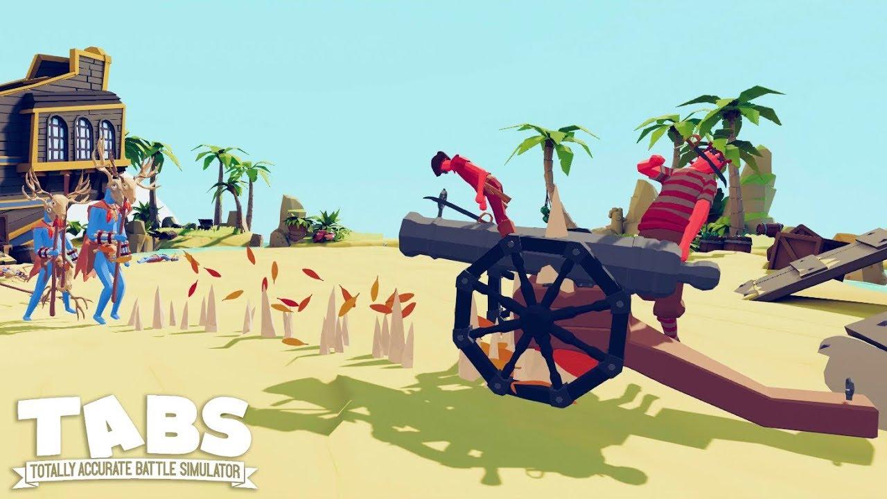 картинки пиратов из игры табс собирается