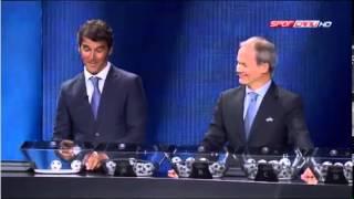 2014/15 ŞAMPİYONLAR LİGİ KURA ÇEKİMİ 2014/2015UEFA Champions League Group stage draw