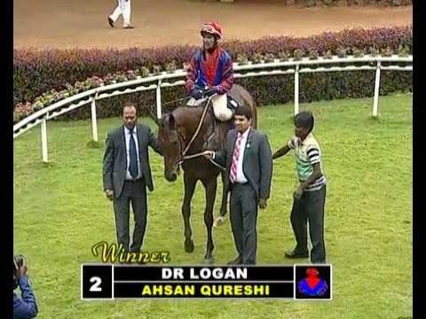 Striking Grey with G Adarsh up wins The Belur Plate 2018