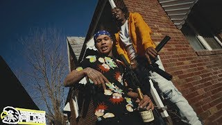 NWM Cee Murdaa & 30 Deep Grimeyy - Stain On Me [REMIX} ( Official Music VIdeo ) Shot By @VickMont