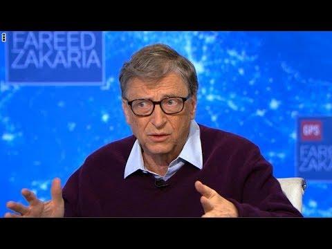 CNN عربية:بيل غيتس: على الأثرياء دفع ضرائب أعلى بكثير