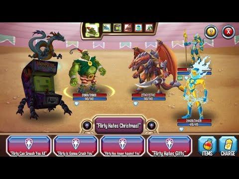 Monster Legends - Flirty level 1-130 pvp combat review :|