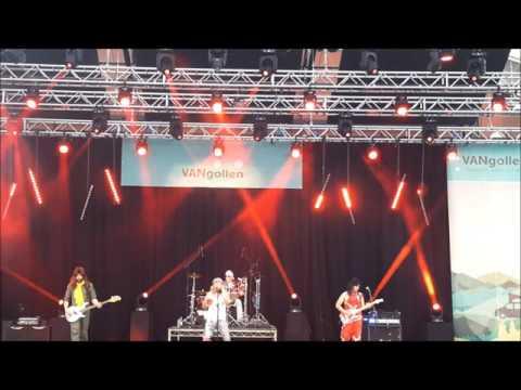 Eruption Van Halen tribue Live @ VANGOLLEN
