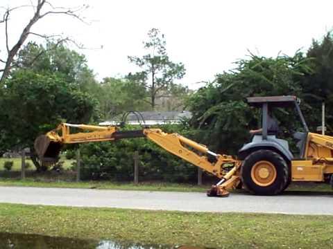 1999 Case 580 SUPER L SERIES II 24500 in Lake Butler, FL