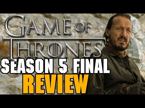 Game of Thrones Final Season 5 Review