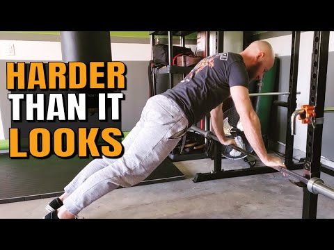 Make Pushups Easier OR Harder | Incline Pushup for Beginners or Advanced You Can Do Anywhere