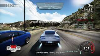 "Need for Speed: Hot Pursuit - Online Super Pursuit - ""Escape to the Beach"""