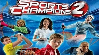 Sports Champions 2 Gameplay