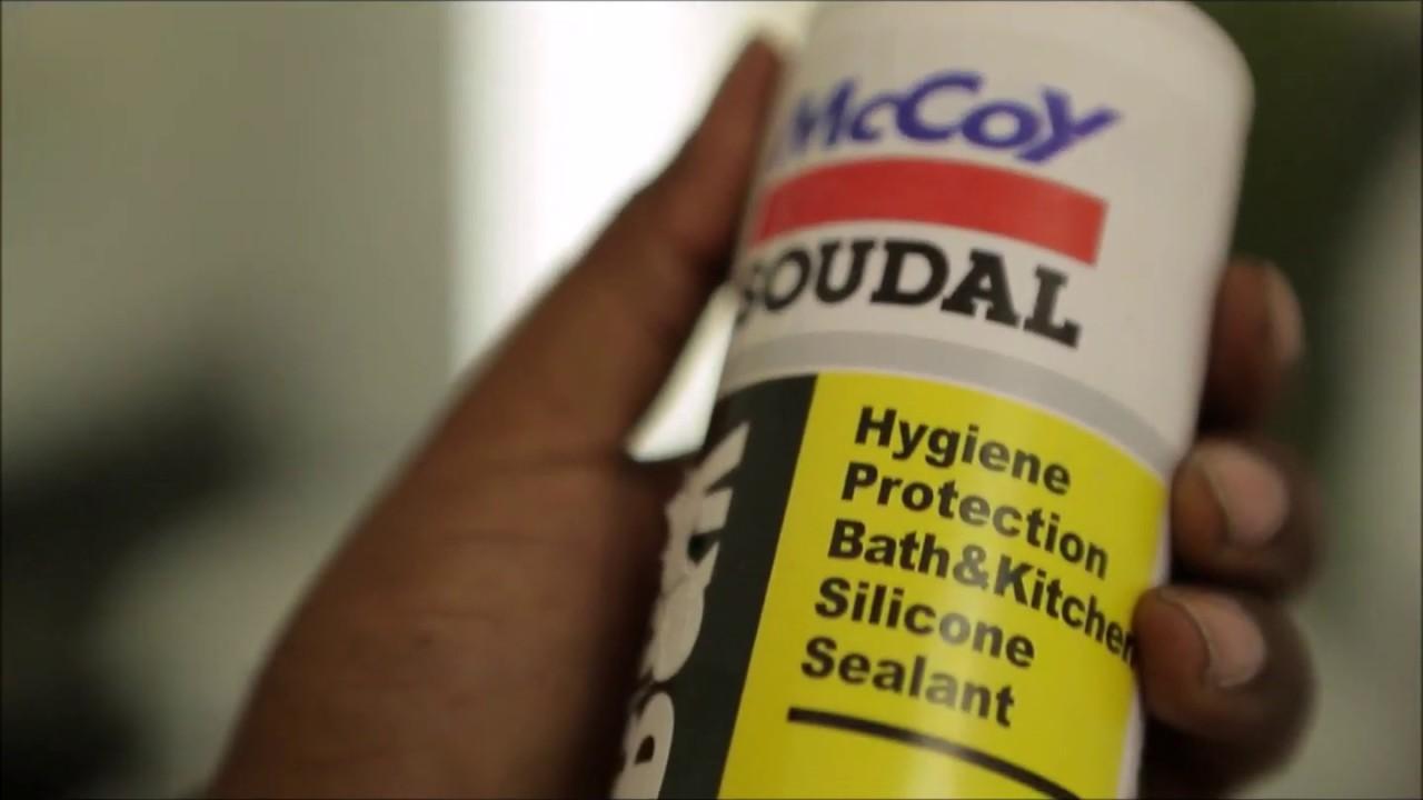 Bathroom & Kitchen Sealing & Bonding Solutions