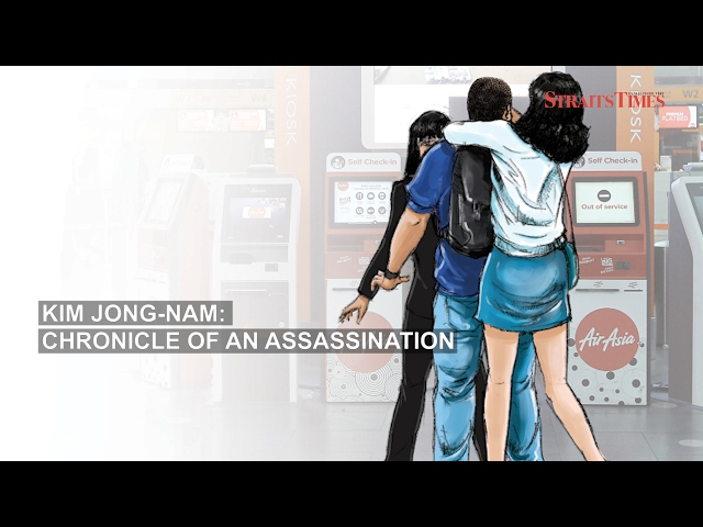 Kim Jong-nam:  Chronicle of an assassination
