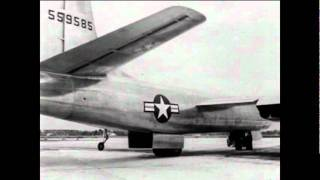 Martin XB-48 First Flight
