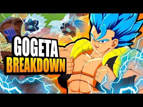 Gogeta Breakdown! Dragon Ball FighterZ Tips & Tricks