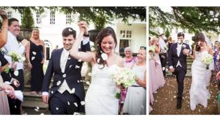 Pinewood Studios Wedding at Heatherden Hall - Mr & Mrs Drage