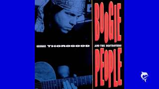 Watch George Thorogood  The Destroyers Mad Man Blues video